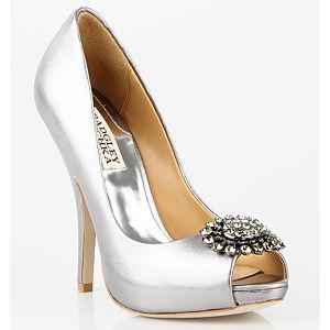Badgley Mischka Klasik Ayakkabı