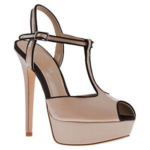 Aldo Detamble Bantlı Platform Topuklu Ayakkabı