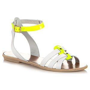 Aldo Nealey Neon Bantlı Sandalet