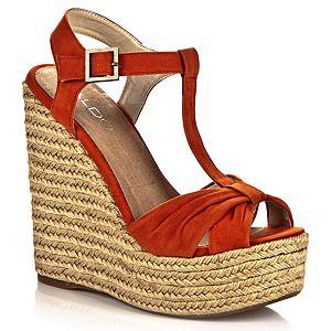Aldo Patuel Hasır Dolgu Topuklu Sandalet