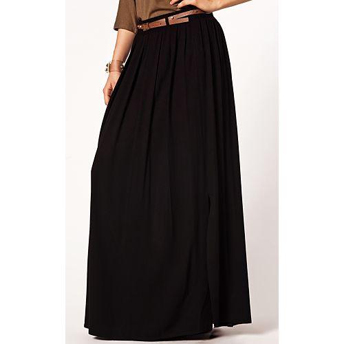 Batik Troklu Uzun Etek