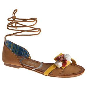Canzone Bağcıklı Sandalet