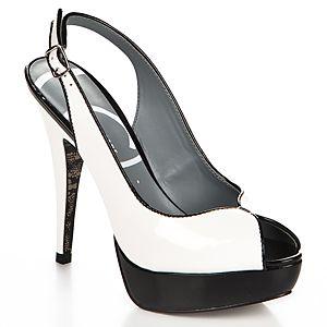 Canzone Kontrast Tabanlı Ayakkabı