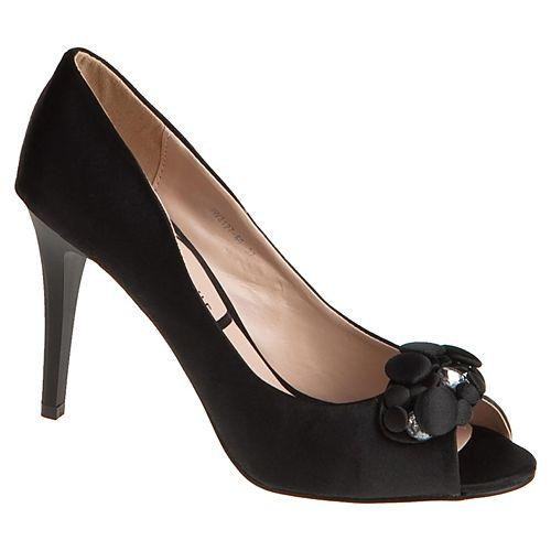 Canzone Taş Ve Düğme Detaylı Ayakkabı