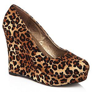 Casa Rossi Dolgu Topuklu Ayakkabı