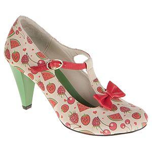 Minush Burnu Kapalı Ayakkabı