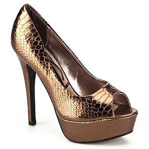 Modagram Georgia Topuklu Ayakkabı