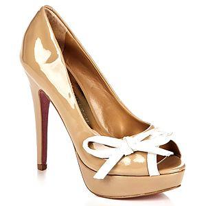 Paris Hilton Laila Fiyonk Detaylı Ayakkabı