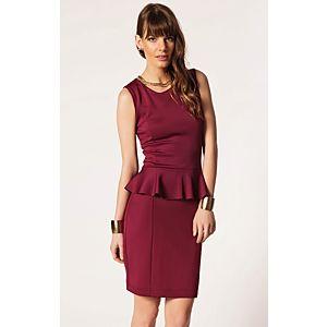 Afrodit Peplum Elbise