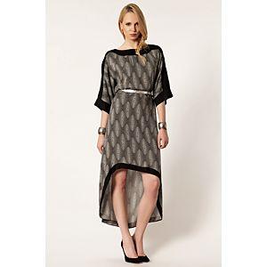 Batik Future Elbise