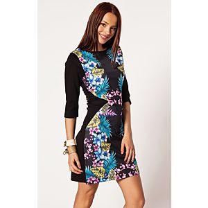 Batik Tecno Elbise
