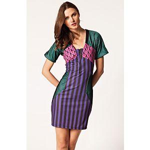 Collezione Deniz Berdan Fileli Elbise