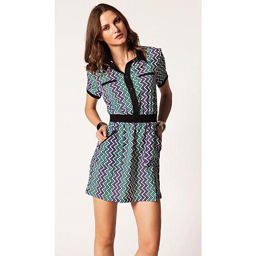 Collezione Deniz Berdan Garnili Elbise