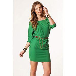 Milla by trendyol Zincir Kemerli Elbise