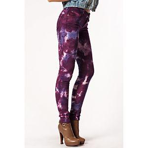 Only Skinny Ultimate Batique Pantolon