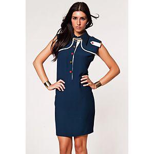 Clue Apoletli Elbise