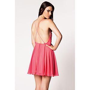 Forever 21 Çapraz Askılı Elbise