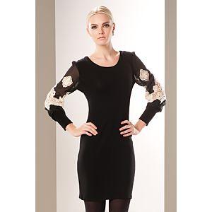 Milla by trendyol Kolları İşlemeli Elbise