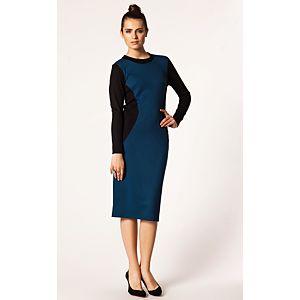 One Day Garnili Uzun Kollu Elbise