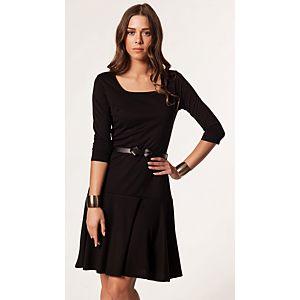 Prime Days Eteği Volanlı Elbise