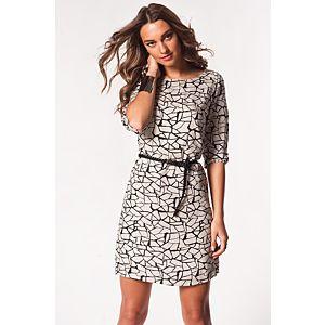 Vero Moda Clay Truvakar Kol Mini Elbise