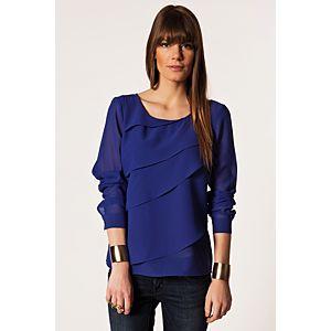 Vero Moda Daisy Fırfırlı Bluz