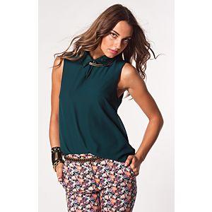 Vero Moda Joy Kolsuz Bluz