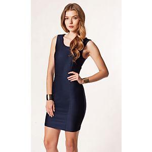 Vero Moda Lucy Zipper Mini Elbise