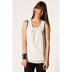Vero Moda Payet Detaylı Kolsuz Bluz
