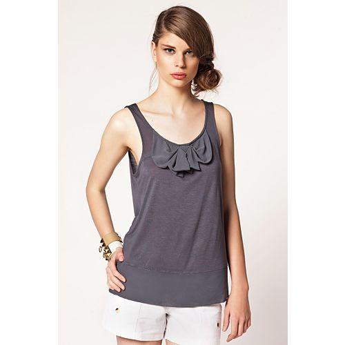 Vero Moda Polly Şifon Detaylı Fiyonklu Bluz