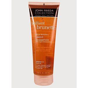 John Frieda Brilliant Brunette Amber to Maple Daily Şampuan 250 mL