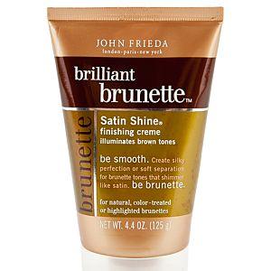 John Frieda Brilliant Brunette Satin Shine Finishing Krem