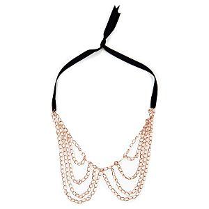 Petites Pierres Chain Collar Kolye