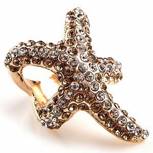 Pieces Jorıe Deniz Yıldızı Yüzük