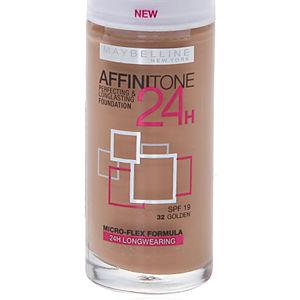 Maybelline Affinitone 24H Fondöten 32