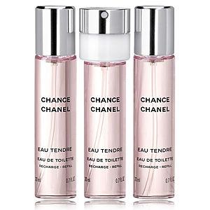 Chanel Chance Eau Tendre EDT 3x20 ml