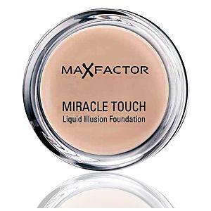 Max Factor Miracle Touch Kompakt Fondöten 045