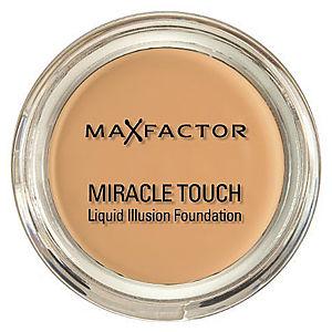 Max Factor Miracle Touch Kompakt Fondöten 075