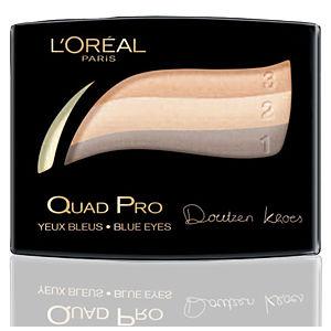 L'Oréal Loreal Color Appeal Pro 3'lü Far 316 Rose Platine