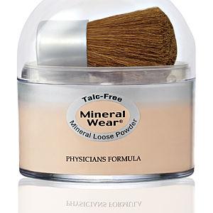 Physicians Formula Mineral Toz Pudra Natural Bej