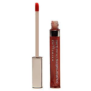 Maybelline Color Sensational Cream Lip Gloss 137 Fabulous Pink