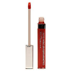 Maybelline Color Sensational Cream Lip Gloss 415 Coral Blush