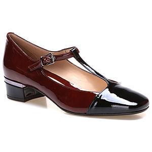Albano Kahverengi - Siyah Rugan Ayakkabı