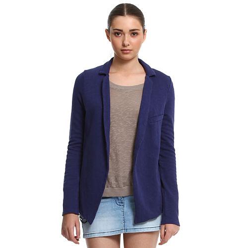 American Vintage Lacivert Blazer Ceket