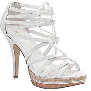 Chinese Laundry Mantar Tabanlı Beyaz Ayakkabı