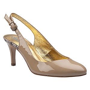 DaniBlack Bej Rugan Ayakkabı