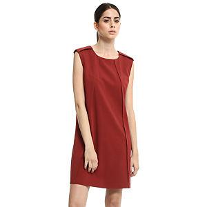 Enmoda Bordo Elbise