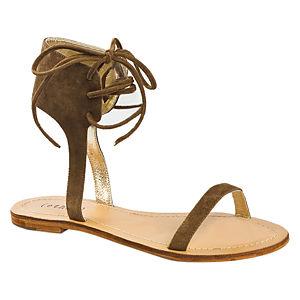 Ethic Kahverengi Sandalet