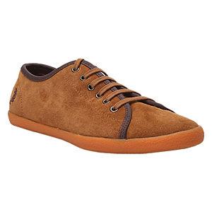 Fred Perry Taba Rengi Süet Ayakkabı