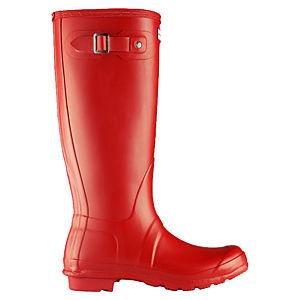Hunter Kırmızı Yağmur Çizmesi